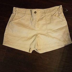 Michael Kors khaki shorts